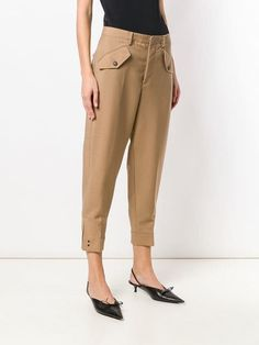 Slim Pants, Trouser Pants, Trousers Women, Pants For Women, Fashion Wear, Fashion Pants, Fashion Outfits, Simple Outfits, Classy Outfits
