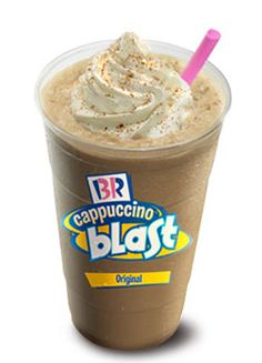 Baskin Robbins's B.R. blast