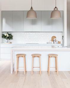 Furniture Nice 50 Minimalist Bar Stool Ideas for Small Kitchen Bar - Having a kitchen with a small b Home Decor Kitchen, Interior Design Kitchen, Home Kitchens, Nordic Kitchen, Kitchen Ideas, Small Kitchen Bar, Kitchen Dining, Kitchen Bars, Kitchen With Bar Counter