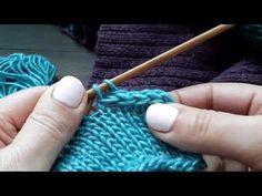Knitting Videos, Knitting Stitches, Knitting Patterns, Knit Edge, I Cord, Cast Off, Merino Wool Blanket, Fingerless Gloves, Arm Warmers