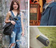 MySight360 Wearable 240-Deg Camera for Hikers