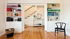 How to build a shelving unit
