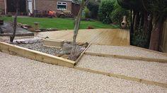Image result for cream pebbles gravel in gardens