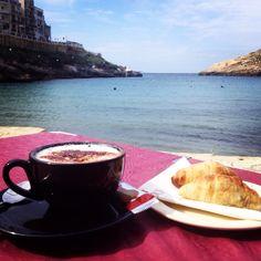 Beautiful morning in Xlendi. #gozo
