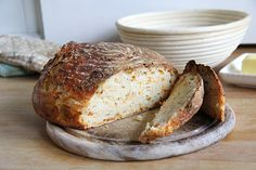 Leicht und knusprig – Karottenbrot mit Dinkel
