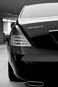 Maybach  |Pinned from PinTo for iPad|