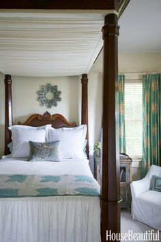 Empire Bed