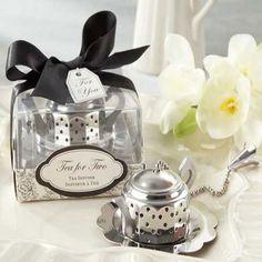 Mini Teapot Tea Infuser     bought! tea obsession!