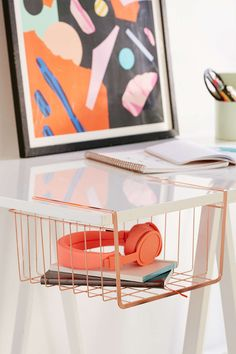 Copper Wire Shelf - Urban Outfitters
