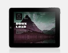 #ipad #app #design #graphic