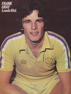 Frank Gray Leeds United 1978