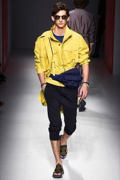 Sfilata Moda Uomo Salvatore Ferragamo Milano - Primavera Estate 2017 - Vogue