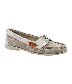 COACH CORALIN FLAT  need some new coach shoes :)