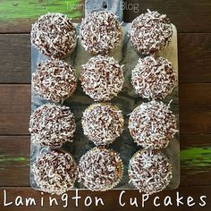 I was planning all day to make this tonight for my husband to take to work tomorrow for his workmates (lucky enough to work on a Public Holiday!) but then looked at the time and figured I rather watch Dynasty on Netflix 😁🍷💰 (sorry @mrtwinsandablog work peeps!) http://twinsandablog.com.au/lamington-cupcakes/ *Thermomix Recipe* (link in bio - search 'lamington cupcakes') . . . . . . . . . . . #twinsandablog #thermomix #thermomixaus #thermomixau #thermomixaustralia #bestofthermomix…
