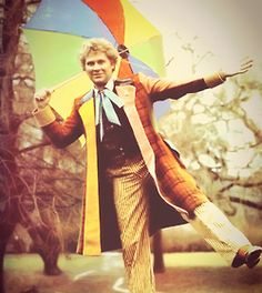 Doctor Who ~ Colin Baker