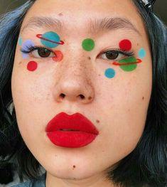 Eye Makeup Art, Makeup Inspo, Makeup Eyeshadow, Makeup Inspiration, Makeup Ideas, Makeup Lips, Dress Makeup, Candy Makeup, Makeup Salon