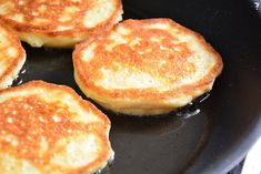Pomysł na szybki obiad - racuszki. Kefir, Griddle Pan, Pancakes, Food And Drink, Cooking, Breakfast, Kitchen, Bakken, Morning Coffee