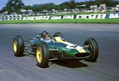Jim Clark Lotus 25 1963 WC