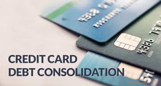 Consolidating credit card debt is very helpful in lower your monthly payments as it helps to become you debt-free. Paying Off Credit Cards, Best Credit Cards, Cash Out Refinance, Credit Card Points, Credit Card Design, Debt Consolidation, Extra Money, Debt Free, Credit Report
