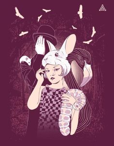 Illustrations by Wilhelm Steiner | Cuded