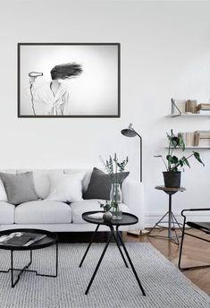 Home Decor / Minimal Interior Design Inspiration Minimalist Living, Minimalist Decor, Modern Minimalist, Modern Interior Design, Interior Design Inspiration, Modern Decor, Design Ideas, Simple Interior, Interior Ideas