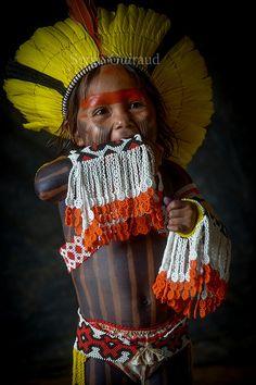 Kayapo, (Visita il nostro sito templedusavoir.org)