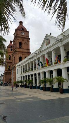 Asconsejo que tú camines en la ciudad  Santa Cruz.  Santa Cruz es una ciudad muy bonita y interesante.