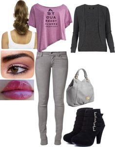 """""""Quick and Easy"""" by cheesecake-ella on Polyvore"""