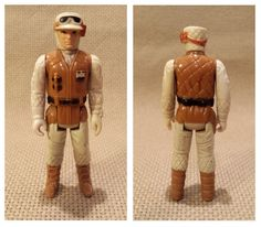 Star Wars Rebel Soldier vintage Action figure - LFL 1980 by essenzials on Etsy