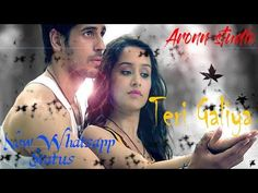 New Whatsapp status New Whatsapp Video Download, Download Video, Cute Love Songs, Love Poems, Song Hindi, Hindi Quotes, Broken Heart Status, Female Songs, Ek Villain