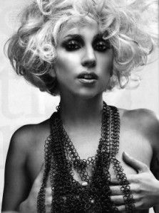 ginormous talent & works hard. appreciates her gift & her fans. props for championing acceptance~. Lady GaGa