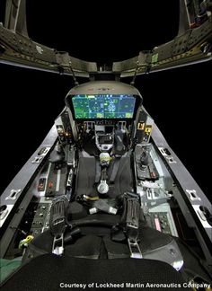 The F-35's panoramic cockpit display system includes two 10in×8in active matrix liquid crystal displays and a display management computer. - Image - Airforce Technology