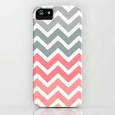 This website has the cutest iphone cases..& cutest everything!  Chevron Pink Fade iPhone Case by RexLambo - $35.00
