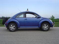 1999 Vw Beetle Tdi With A Custom 2 Quot Lift Bfg Mud Terrain