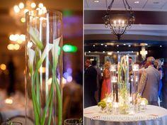 Landfall Country Club wedding, Wilmington NC, weddings at Landfall Country Club, table decor, Landfall Country Club wedding reception, KMI Photography,