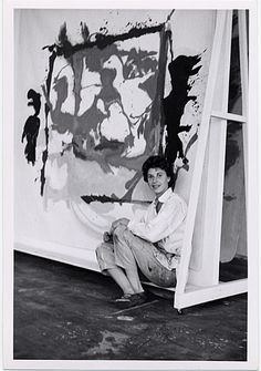 Helen Frankenthaler Gallery | view all image gallery items from the andre emmerich gallery records ...