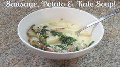 Sausage, Potato & Kale Soup - Pioneer Woman Recipe!