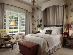 --Bedroom--   Scott Snyder , New York home project