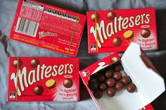 Best chocolate ever! Maltesers Chocolate, Best Chocolate, Delicious Donuts, Delicious Desserts, A Food, Food And Drink, Favim, Yummy Treats, Candy
