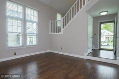 Canyon Echo Glidden Paint With Saratoga Hickory Floors