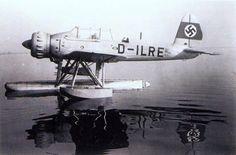 Arado Ar-196V3 Prototype D ILRE Germany 1939
