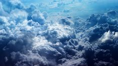 Clouds Cumulus Wallpaper Wallpapers) – Wallpapers For Desktop Cloud Wallpaper, Mountain Wallpaper, View Wallpaper, Laptop Wallpaper, Blue Clouds, Sky And Clouds, Storm Clouds, Tumblr Sticker, Landscaping Ideas