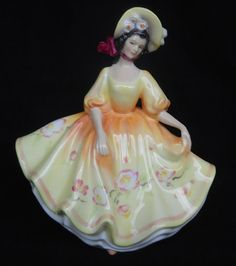 Royal Doulton Lady Figurine Sunday Best