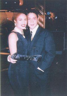 Selena and Chris