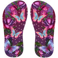 Estampa para chinelo Floral 001448