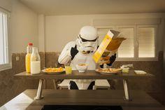 Un día en la vida de un Stormtrooper (Yosfot blog)
