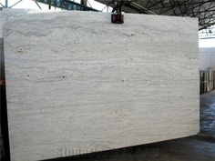 Beautiful Design River White Granite Slabs with Good Price for Sale