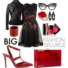 """""""big evening out"""" by kc-spangler on Polyvore"""