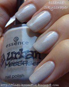 Tines Kosmetikblog: essence Skyscraper + Fateful Desire Stamping