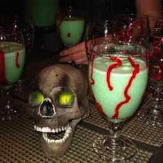 """Or some boozy zombie punch 